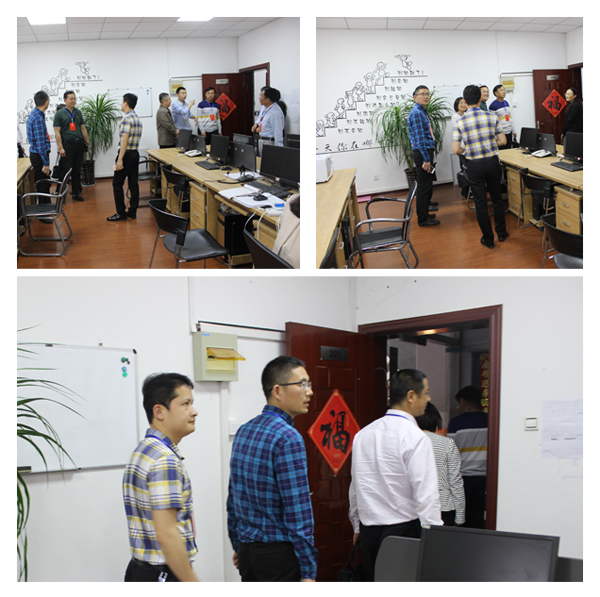 工程机械之家迎来徐州泉山区政协委员一行参观视察