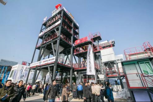 领先混凝土机械设备尽在bauma CHINA (2018年11月27-30日)