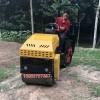 压实效果不错的小型座驾式压路机双钢轮压土机价格