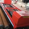 三滚轴摊铺机混凝土路面振动梁海南地区也在用